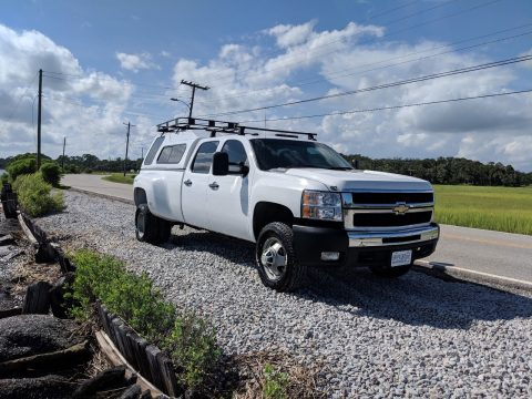 work truck 2009 Chevrolet Silverado 3500 4×4 for sale