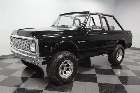 beautiful 1972 Chevrolet K5 Blazer 4×4 for sale