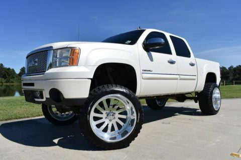 big lift 2011 GMC Sierra 1500 Denali 4×4 for sale