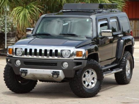 excellent shape 2008 Hummer H3 4×4 for sale