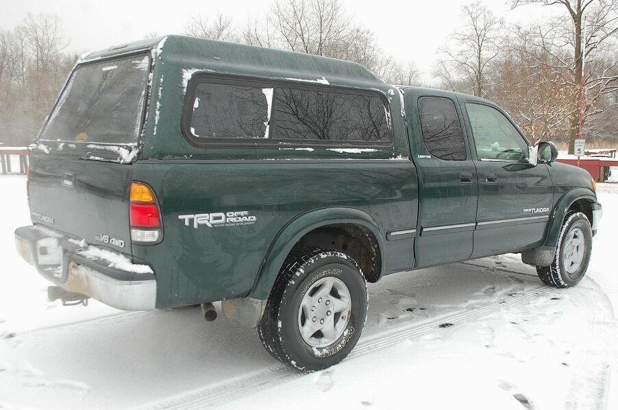 good running 2002 Toyota Tundra Limited 4×4