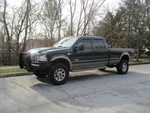 great running 2005 Ford F 350 KING RANCH 4×4 for sale