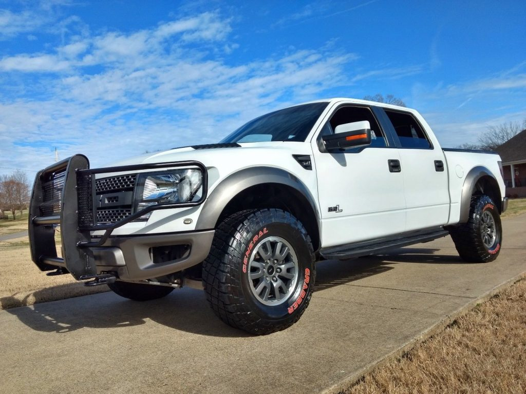 great shape 2011 Ford F 150 Raptor SVT 4×4