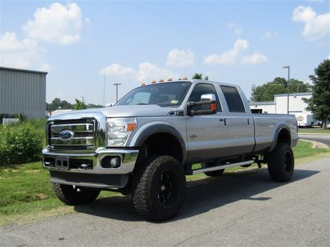 great shape 2011 Ford F 350 Super Duty Lariat 4×4 for sale