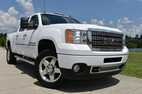 great shape 2011 GMC Sierra 2500 Denali 4×4 for sale