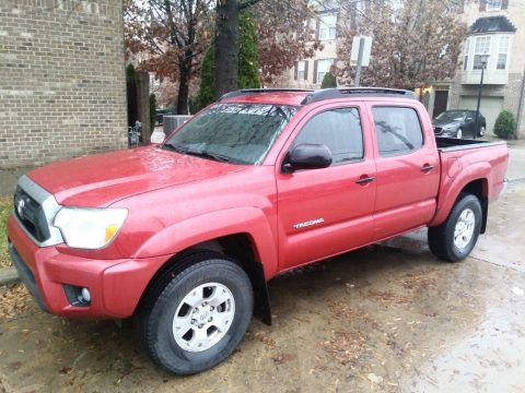 great shape 2013 Toyota Tacoma TRD 4×4 for sale