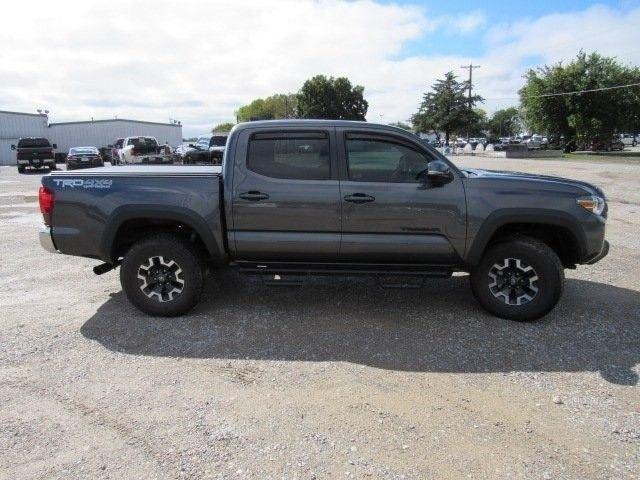 loaded 2018 Toyota Tacoma TRD 4×4