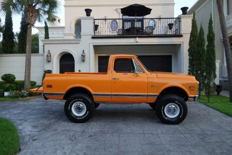 restored 1972 Chevrolet K5 Blazer CST 4×4 for sale