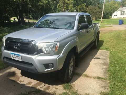 well equipped 2012 Toyota Tacoma TRD 4×4 for sale