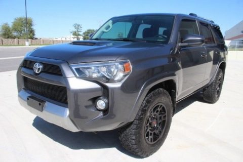 well equipped 2016 Toyota 4runner SR5 4×4 for sale