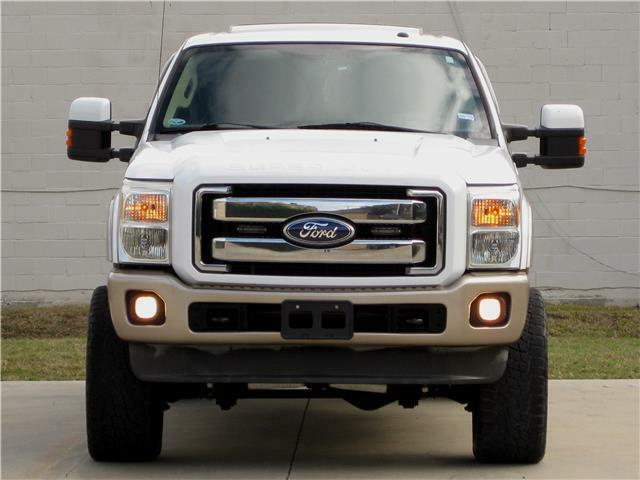 well serviced 2011 Ford F 250 King Ranch 4×4