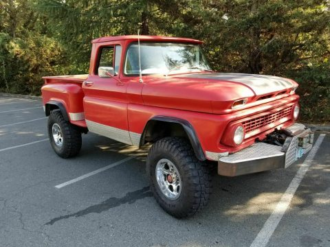 custom 1963 Chevrolet C/K Pickup 2500 4×4 for sale
