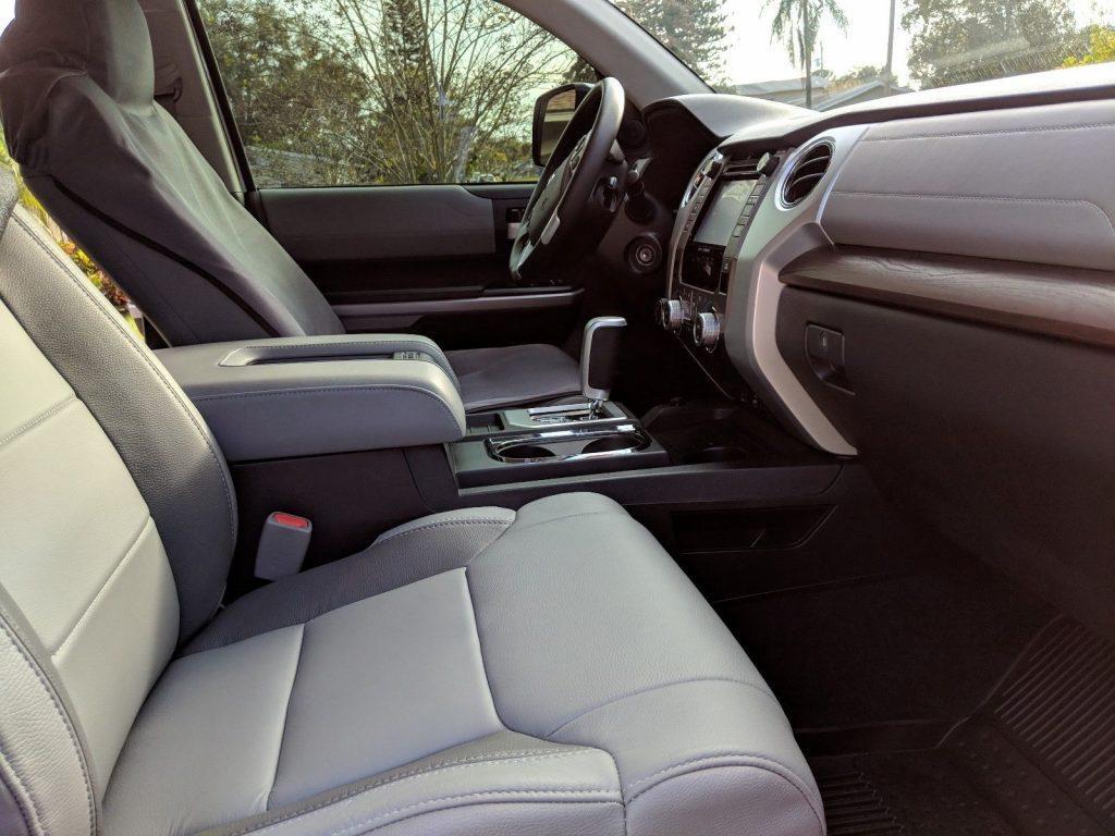 custom 2018 Toyota Tundra Limited 4X4