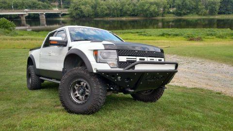 custom monster 2013 Ford F 150 SVT Raptor 4×4 for sale