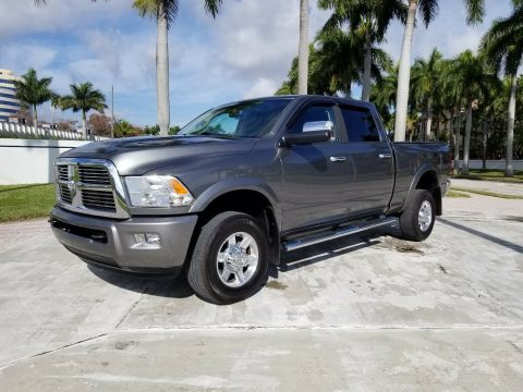 excellent shape 2012 Dodge Ram 3500 Limited Laramie LONGHORN 4×4 for sale