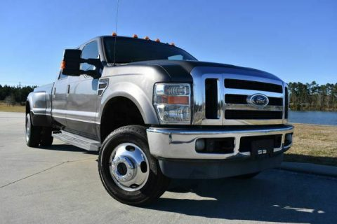 great shape 2008 Ford F350 Lariat 4×4 for sale