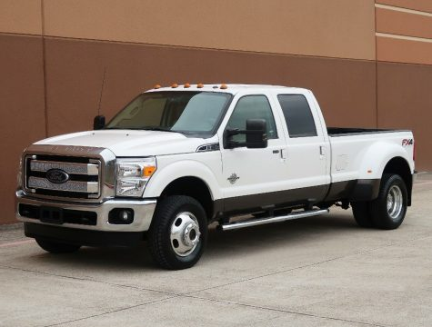 great shape 2012 Ford F 350 Lariat 4×4 for sale