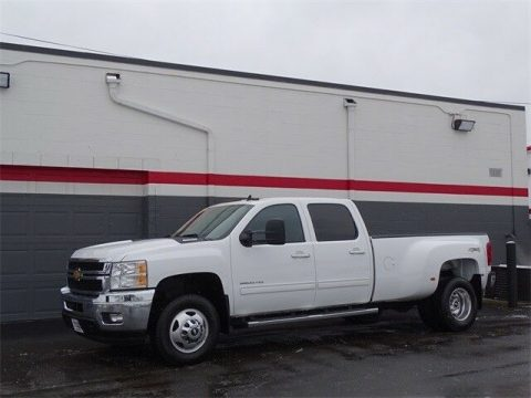 loaded 2012 Chevrolet Silverado 3500 LTZ 4×4 for sale