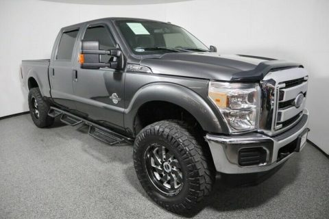 loaded 2016 Ford F 250 XLT pickup 4×4 for sale