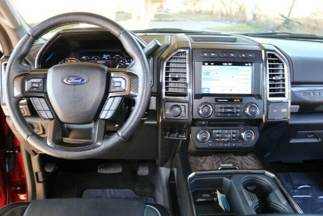 loaded 2017 Ford F 250 Lariat 4×4