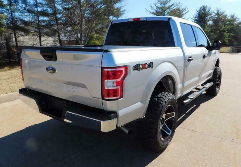 low mileage 2018 Ford F 150 XLT 4×4