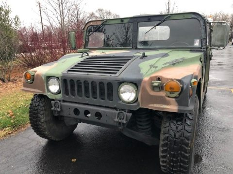 low miles 1998 Hmmwv M998 4×4 for sale