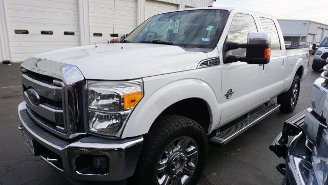 nicely equipped 2012 Ford F 250 LARIAT 4×4
