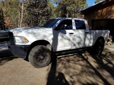 no issues 2012 Ram 2500 ST pickup 4×4 for sale