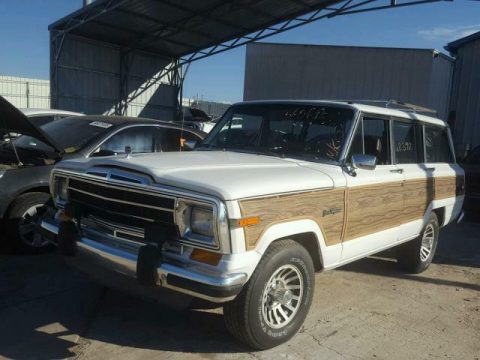 rebuilt engine 1990 Jeep Wagoneer 4×4 for sale