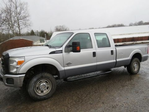 rust free 2012 Ford F 250 Powerstroke pickup 4×4 for sale