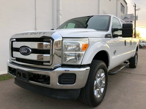 very clean 2012 Ford F 350 4×4 for sale