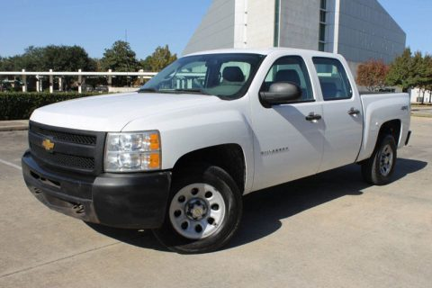 well equipped 2012 Chevrolet Silverado 1500 4×4 for sale