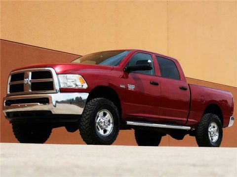 great shape 2012 Dodge Ram 2500 ST 4×4 for sale
