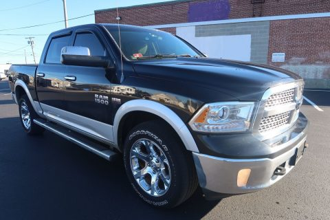 great shape 2013 Ram 1500 Laramie pickup 4×4 for sale