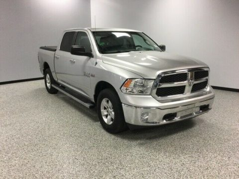 Hemi powered 2013 Ram 1500 SLT 4×4 for sale