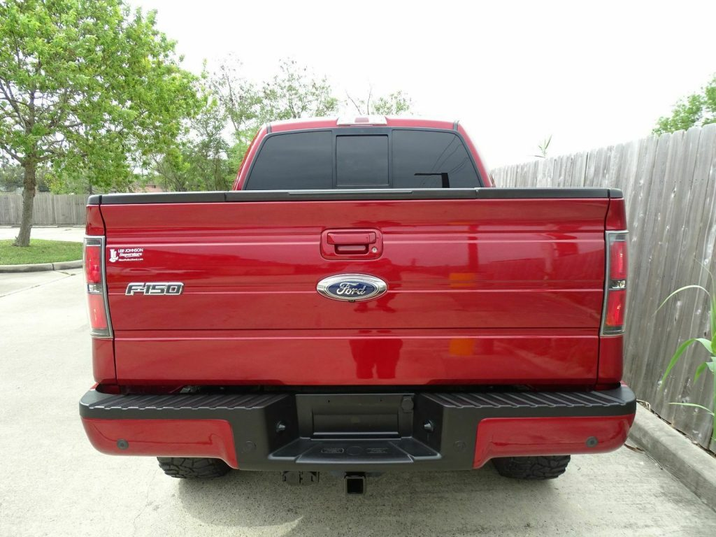 loaded 2013 Ford F 150 FX4 4×4