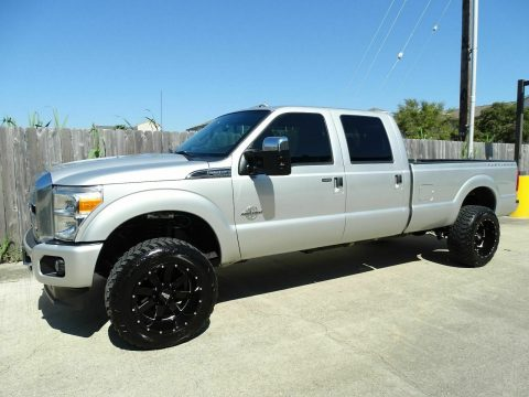 loaded 2013 Ford F 350 Lariat 4×4 for sale