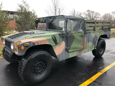 low miles 1998 AM General Hmmwv M998 4×4 for sale