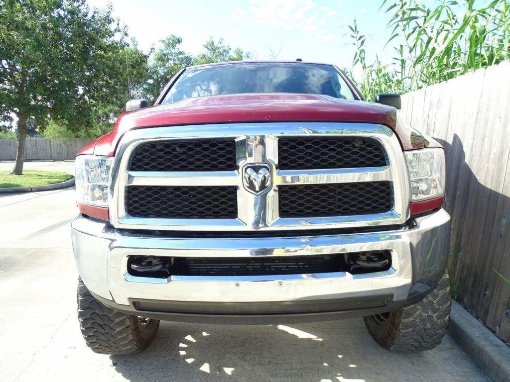 nicely optioned 2013 Dodge Ram 2500 Tradesman 4×4