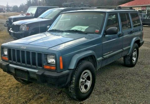 rust free 1999 Jeep Cherokee Sport 4×4 for sale