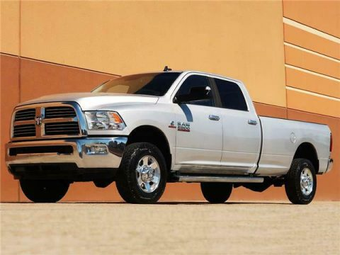 sharp and clean 2013 Dodge Ram 2500 SLT 4×4 for sale