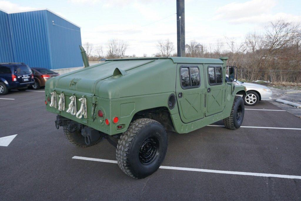 very nice 2000 Hummer M1045a2 Slantback 4×4