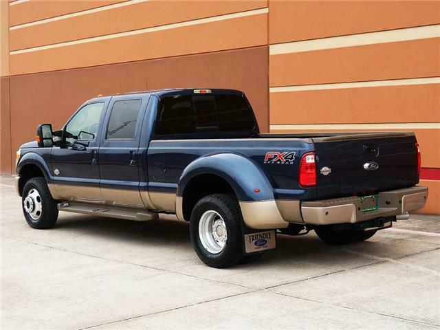 well equipped 2013 Ford F 350 4×4