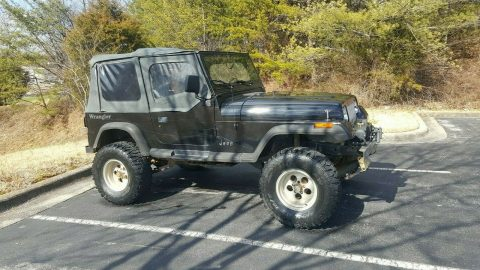 well serviced 1994 Jeep Wrangler S 4×4 for sale