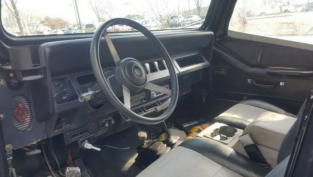 well serviced 1994 Jeep Wrangler S 4×4