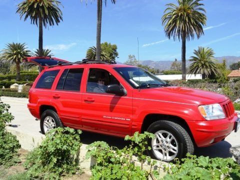 Loaded 1999 Jeep Grand Cherokee Limited 4×4 for sale