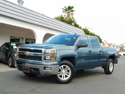 loaded 2014 Chevrolet Silverado 1500 pickup 4×4 for sale