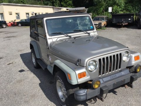 snow plow mount 2000 Jeep Wrangler 4×4 for sale