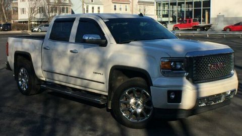 well equipped 2014 GMC Sierra 1500 Denali 4×4 for sale