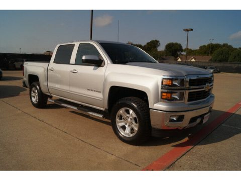 loaded 2015 Chevrolet Silverado 1500 LT 4×4 for sale